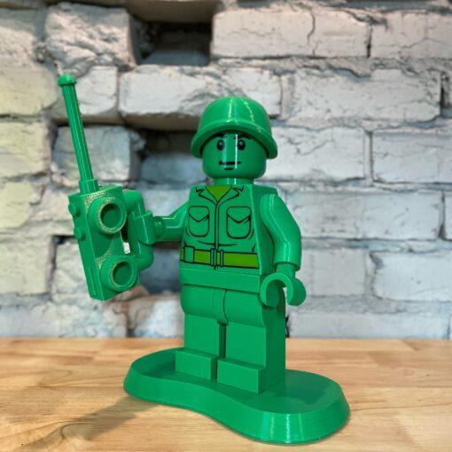 Minifiguras a otra escala LEGO Review Bricks in Bits